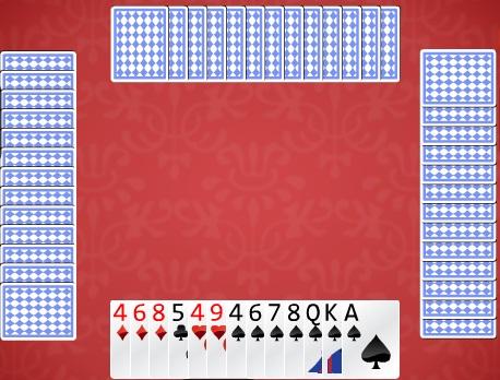 карточная игра пики играть